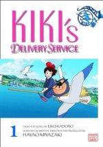 Kiki's Delivery Service Film Comic, Vol. 1