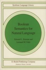 Boolean Semantics for Natural Language