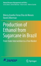Production of Ethanol from Sugarcane in Brazil, 1