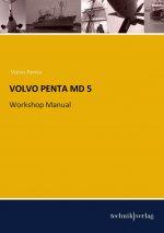 VOLVO PENTA MD5A, B, C