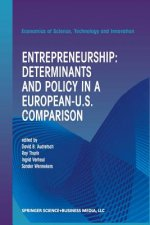 Entrepreneurship: Determinants and Policy in a European-US Comparison