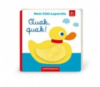 Mein Fühl-Leporello - Quak, quak!
