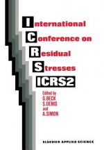 International Conference on Residual Stresses