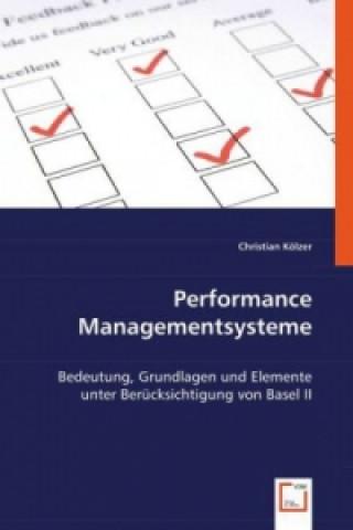 Performance Managementsysteme