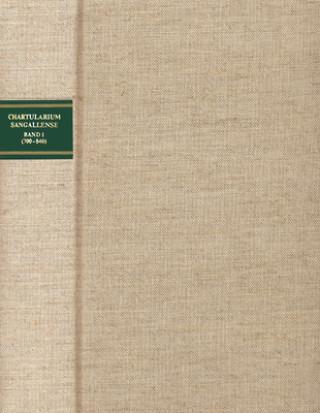 Chartularium Sangallense. Bd.1