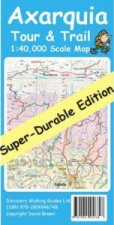 Axarquia Tour & Trail Map Super-durable Edition