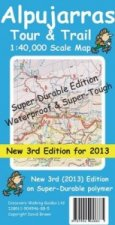 Alpujarras Tour & Trail Super-Durable Map