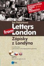 Zápisky z Londýna/ Letters from London