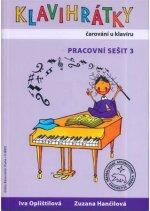 Klavihrátky čarování u klavíru