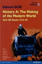 Edexcel GCSE History A the Making of the Modern World: Unit