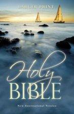 Larger Print Holy Bible