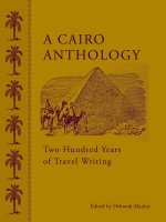 Cairo Anthology