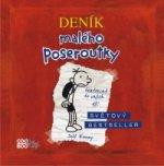 Deník malého poseroutky - audio CD