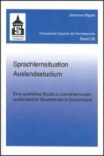 Sprachlernsituation Auslandsstudium