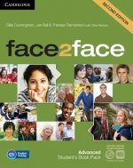 face2face Advanced Student's Book with DVD-ROM and Online Wo