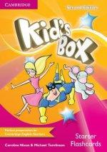Kid's Box Starter Flashcards (Pack of 78)