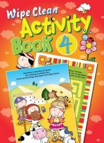 Wipe Clean Activity Book