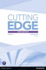 Cutting Edge Starter New Edition Workbook with Key