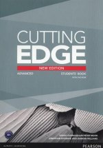 Cutting Edge Advanced New Edition Students' Book and DVD Pack