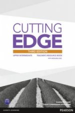Cutting Edge 3rd Edition Upper Intermediate Teacher's Book and Teacher's Resource Disk Pack