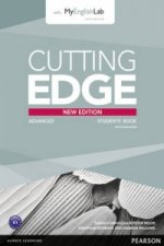 Cutting Edge Advanced New Edition Students' Book with DVD and MyLab Pack