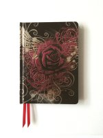 Contemporary Flame Tree Notebook Wings O