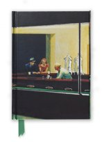 Hopper Nighthawks (Foiled Journal)