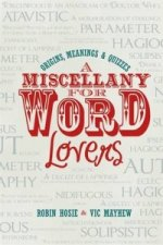 Miscellany for Word Lovers