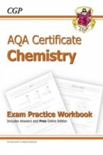 AQA Certificate Chemistry Exam Practice Workbook (with Answe