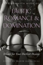 Mammoth Book of Erotic Romance and Domination