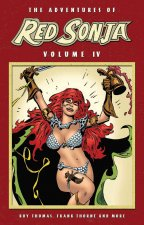 Adventures of Red Sonja