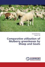 Comparative utilization of Mulberry greenleaves by Sheep and Goats