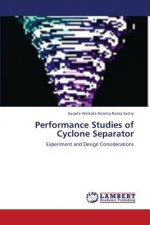 Performance Studies of Cyclone Separator