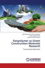 Geopolymer as Green Construction Materials Research