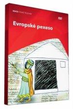 Evropské pexeso - 1 DVD