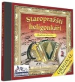 Staropražští heligonkáři - Povětrné střevíčky - 1 CD