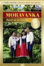 Moravanka - Zavrť sa má cérečko - DVD