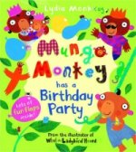 Mungo Monkey has a Birthday Party
