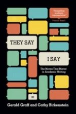 They say/I Say