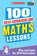100 Maths Lessons: Year 4