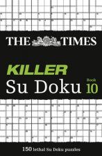 Times Killer Su Doku Book 10