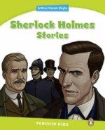 Level 4: Sherlock Holmes Stories