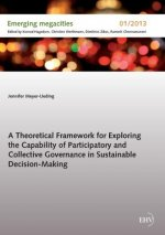 A Theoretical Framework for Exploring the Capability of Participatory and Collective Governance in Sustainable Decision-Making