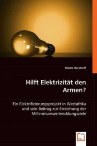 Hilft Elektrizität den Armen?