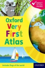 Oxford Very First Atlas 2011