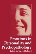 Emotions in Personality and Psychopathology, 1