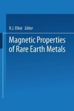 Magnetic Properties of Rare Earth Metals, 1