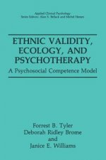 Ethnic Validity, Ecology, and Psychotherapy, 1