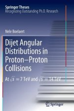 Dijet Angular Distributions in Proton-Proton Collisions, 1