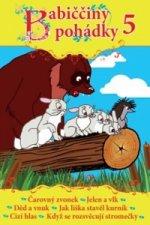 Babiččiny pohádky 5 - DVD